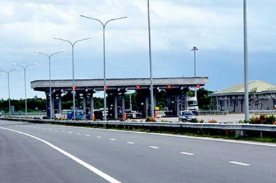 Tolls  for the newly opened sections of Southern Expressway