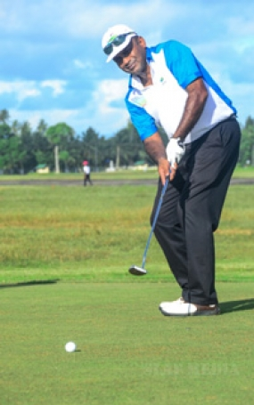 SLAF Opens Eagle's Catalina Golf Course In Koggala
