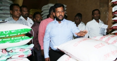 152,000 MT of rice in the market