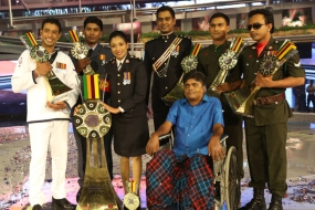 """Ranaviru Real Star - Mission IV"" Grand Finale Staged"