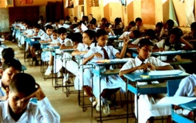 Venuja Nimsath from Embilipitiya Primary ranked first in Scholarship Exam