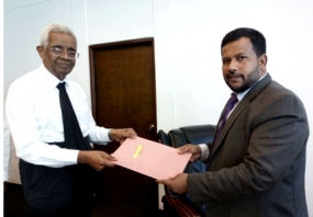 """First: Positioning for Madrid, thereafter Digital Copyrights""""- Minister Bathiudeen"""