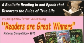"""Readers are Great Winners"" - Acceptance of applications extended"