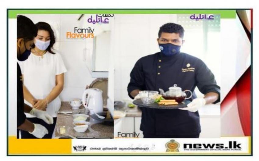 Promoting the best of Ceylon Cinnamon, Black Pepper and Sri Lankan Spices in Jordan
