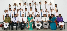 Sri Lankan Airlines felicitates students who excelled at the GCE O/L examination