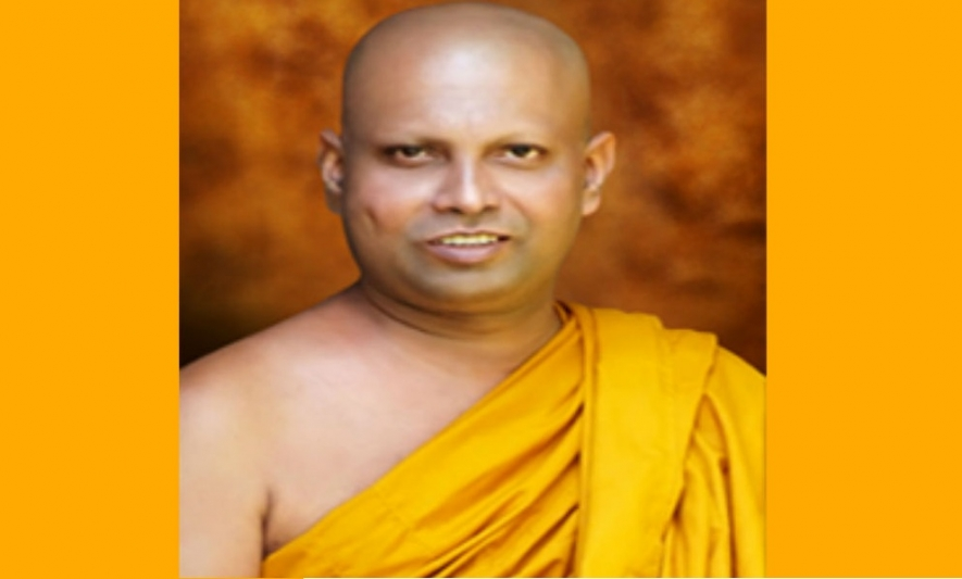 Funeral of Ven. Daranagama Kusaladhamma Thera today