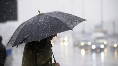 Rains in six provinces after 2pm