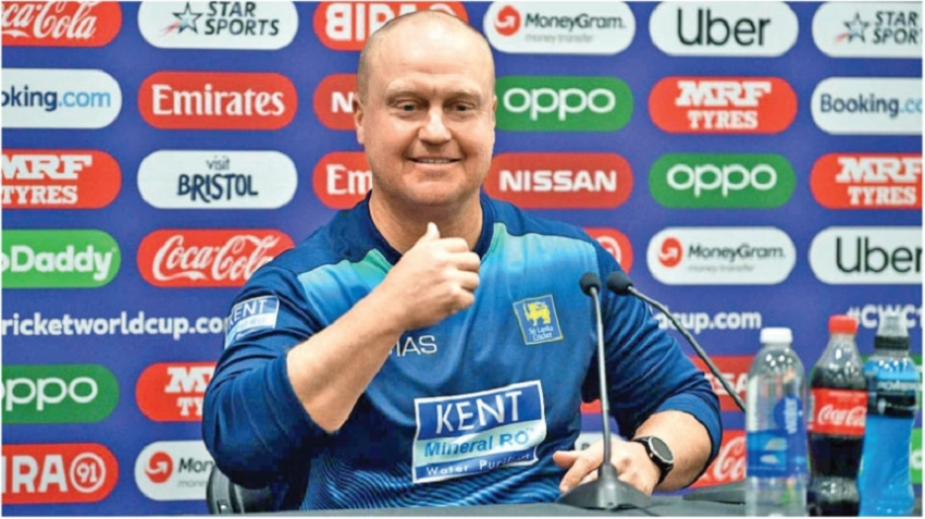 Batting coach backs Sri Lanka to continue winning momentum