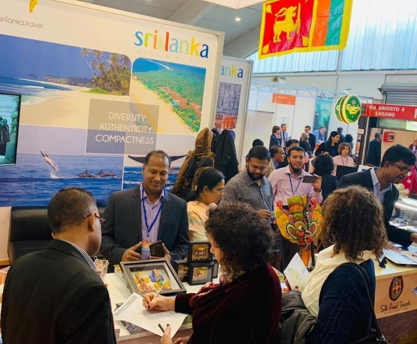 LANKA EXPLORES MARKET POTENTIAL IN SWITZERLAND