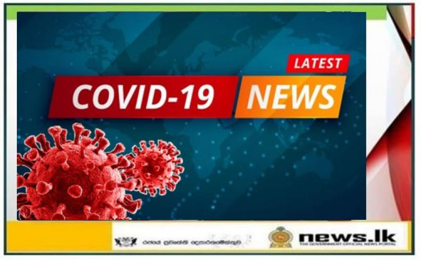 2078 Covid Infections Reported Today
