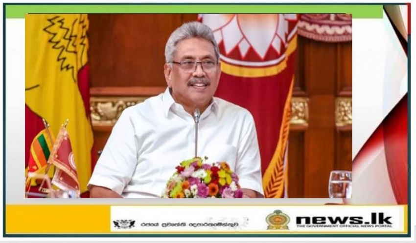 President pledges USD 5m to SAARC Corona Emergency Fund