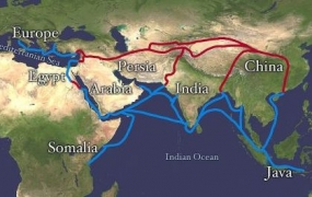 China Announces 40 Billion Dollars to the Silk Road