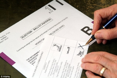 Postal voting for presidential poll on Oct. 30 & 31