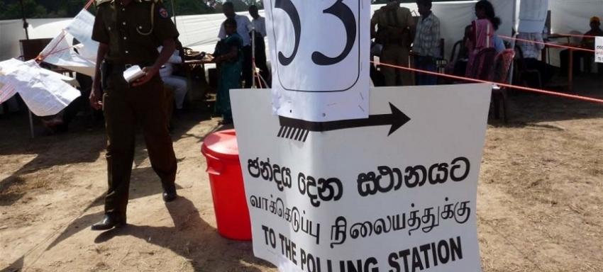 Sri Lanka's decisive Presidential Election  today