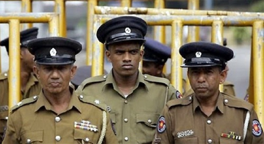 Over 2,000 cops in Colombo for festive season