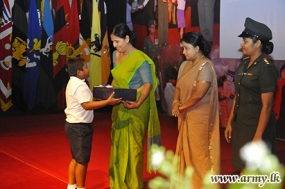ASVU in One More Phase Gives Away 167 Scholarships, worth over Rs 2 million to War Hero Children