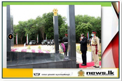 Fallen Indian War Heroes Commemorated in Jaffna on Independence Day