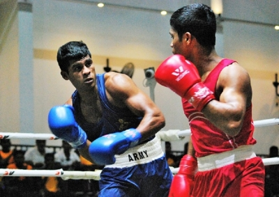 Sri Lanka boxing aiming for a medal at 2024 Olympic