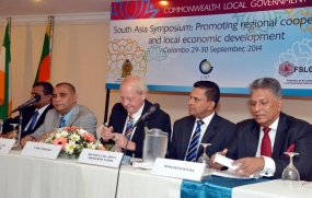 Local governments in South Asia discuss LED, boost cooperation