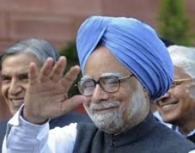 Manmohan thanks country, wishes new govt success