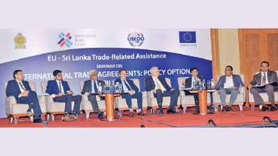Lanka can be developed as trading, IT and maritime hub - EU Ambassador