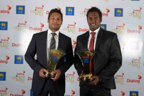 Best People's Player - Sangakkara & Cricketer of the Year Award- Mathews