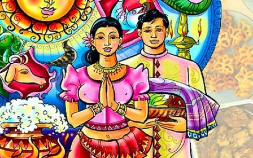 Auspicious times for sinhala and hindu new year m4hsunfo