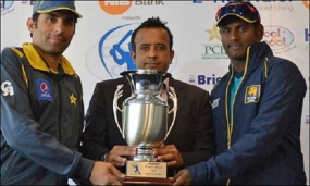 Pakistan won the toss, elected to bat first