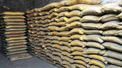 Prices of cement go down