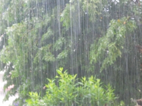 Thundershowers in the Uva and Eastern provinces