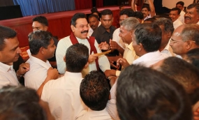 President meets Court Officials Union