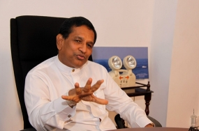 Sri Lanka has already achieved success in the Fisheries Industry - Minister Senarathna