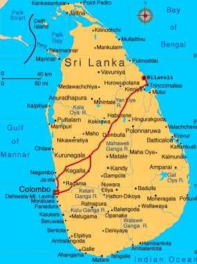 ADB initiates for Colombo-Trincomalee Economic Corridors