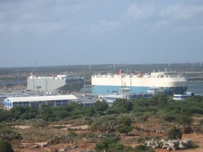 Bunkering at Hambantota port to commence on Sunday (22)