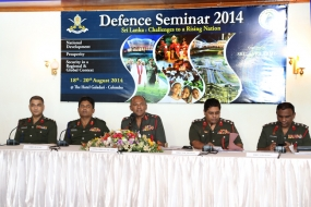 All set for Defence Seminar 2014