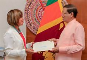 New UN Resident Coordinator to Sri Lanka assumes duties