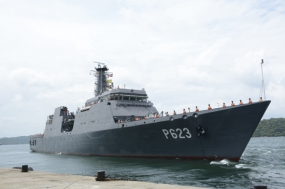 Indo-Lanka joint naval exercise 'SLINEX-2018' commences in Trincomalee
