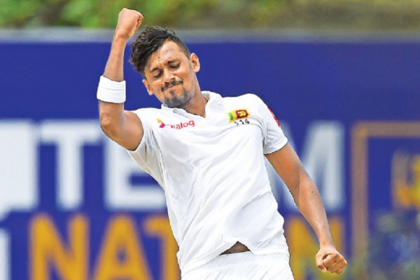 Suranga Lakmal the bowler and batsman