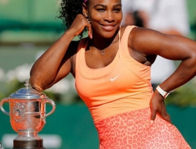 Serena Williams wins 20th Grand Slam title