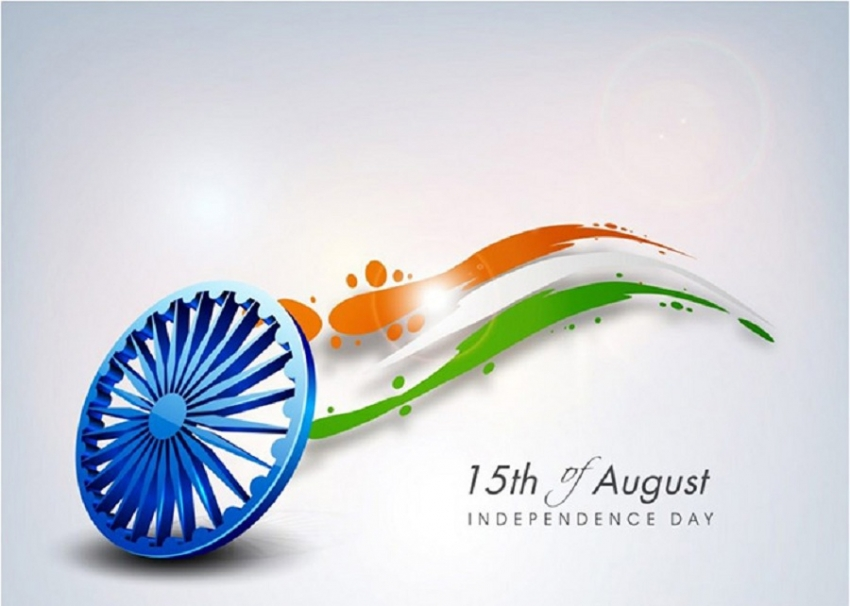TO DAY -73RD INDEPENDENCE DAY OF INDIA