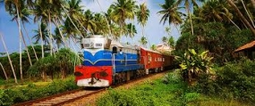 Over 40-pct completed on Matara-Beliatta Railway Line
