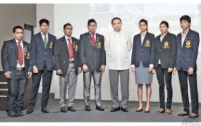 Sports Ministry honours medal winners