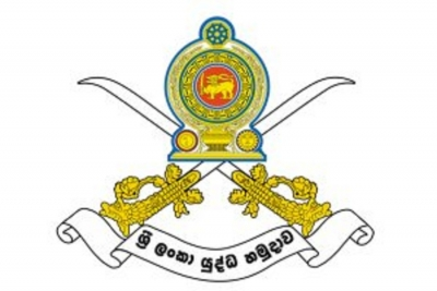 Army  displays only the State emblem and Army crest in offices