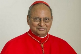 Sri Lanka's Cardinal Malcolm Ranjith appointed as Pope's special envoy to India's National Eucharistic Congress