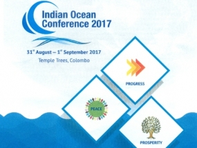 'Indian Ocean Conference-2017' begins tomorrow