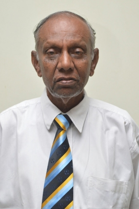 Chandralingam of FFSL passes away
