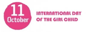 International Day of Girl Child today