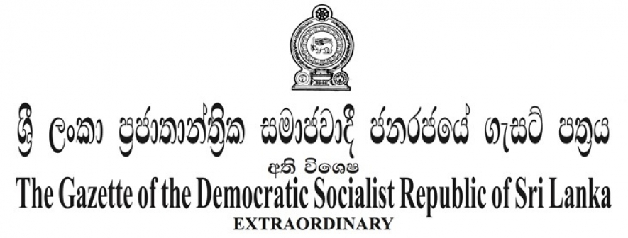14 individuals linked to LTTE designated by Sri Lankan govt