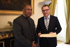 Minister Mangala commits to strengthening relations with Czech Republic