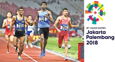 Gayanthika and Indunil qualify for 800m final